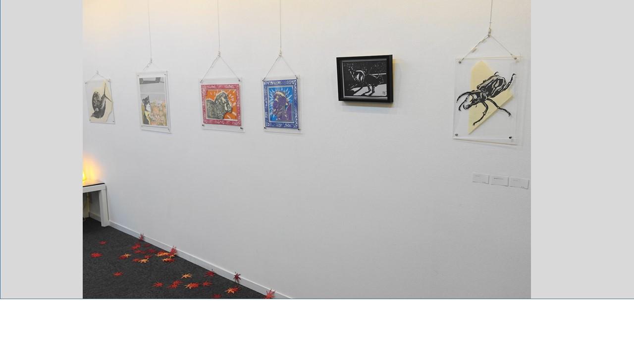 菊池弦さんは第22回アートムーブコンクール大阪府知事賞の受賞者です