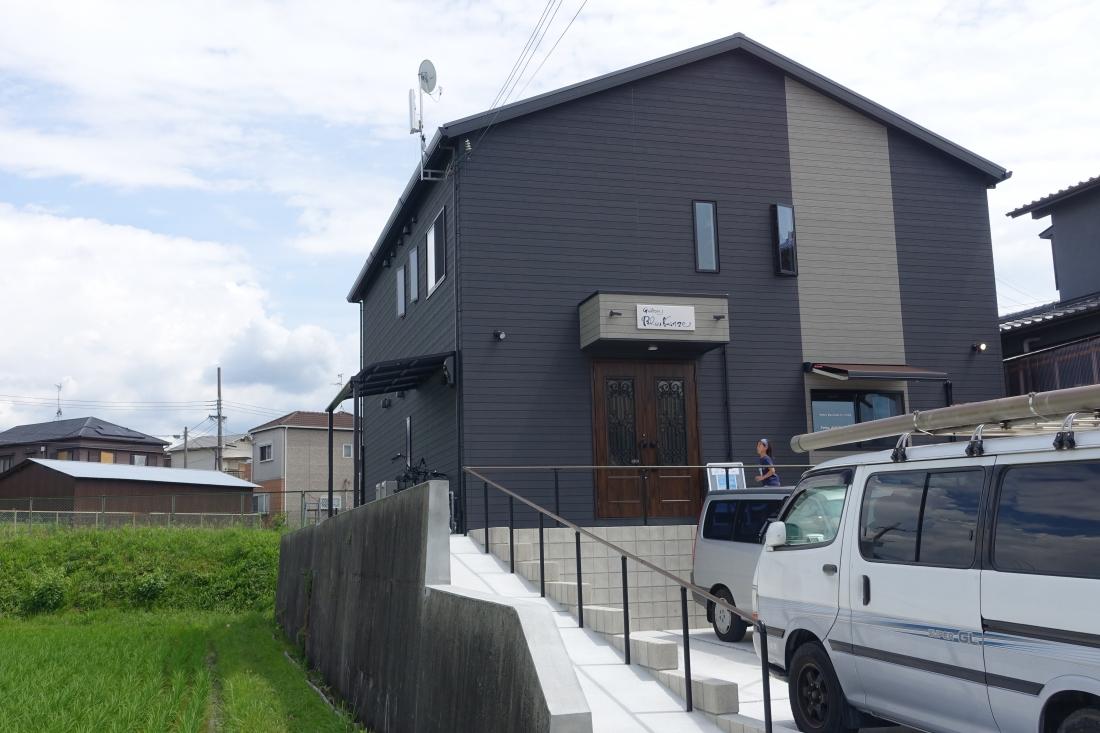 7月8日大阪狭山市にオープンした「Galley Blau Katze」を訪ねました