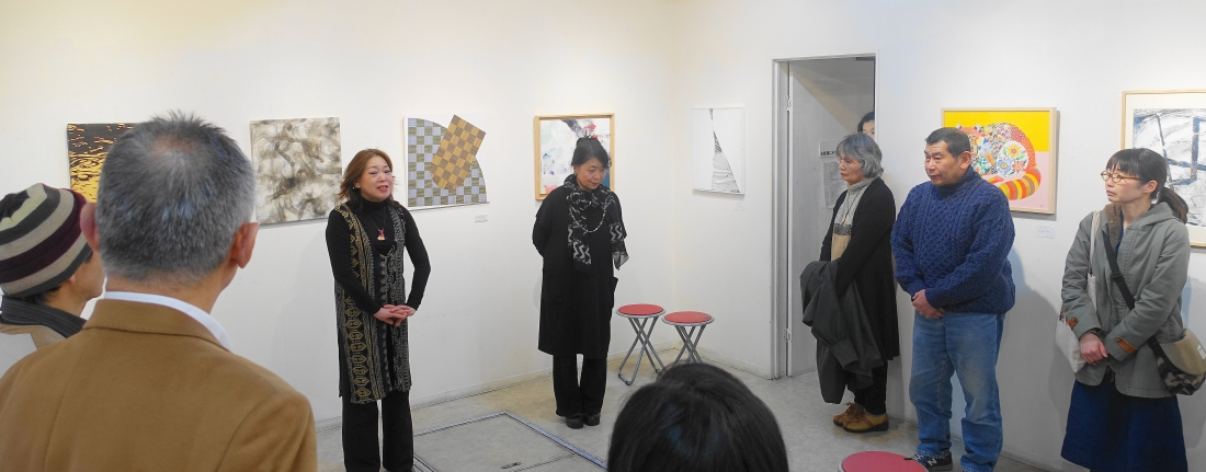 20周年記念アートムーブコンクール受賞者展パートⅡが開催中です.