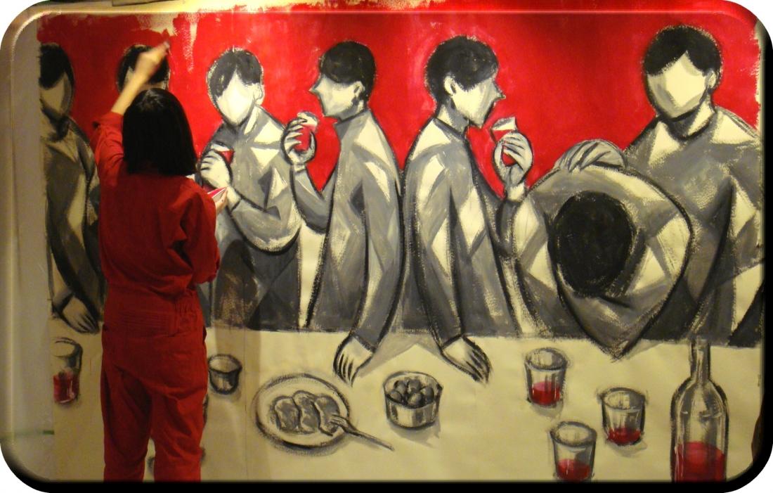 『 赤 』  片山由貴 個展 2016.March 11-21