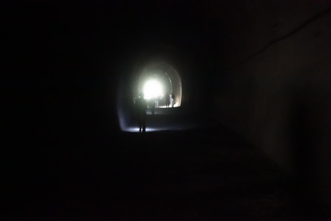 2015 秋 宝塚:生瀬のトンネルハイキング