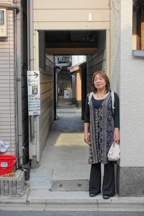 芦屋画廊京都に「戸川五十生個展」を訪ねた。ねこ、ねこ、ねこ。