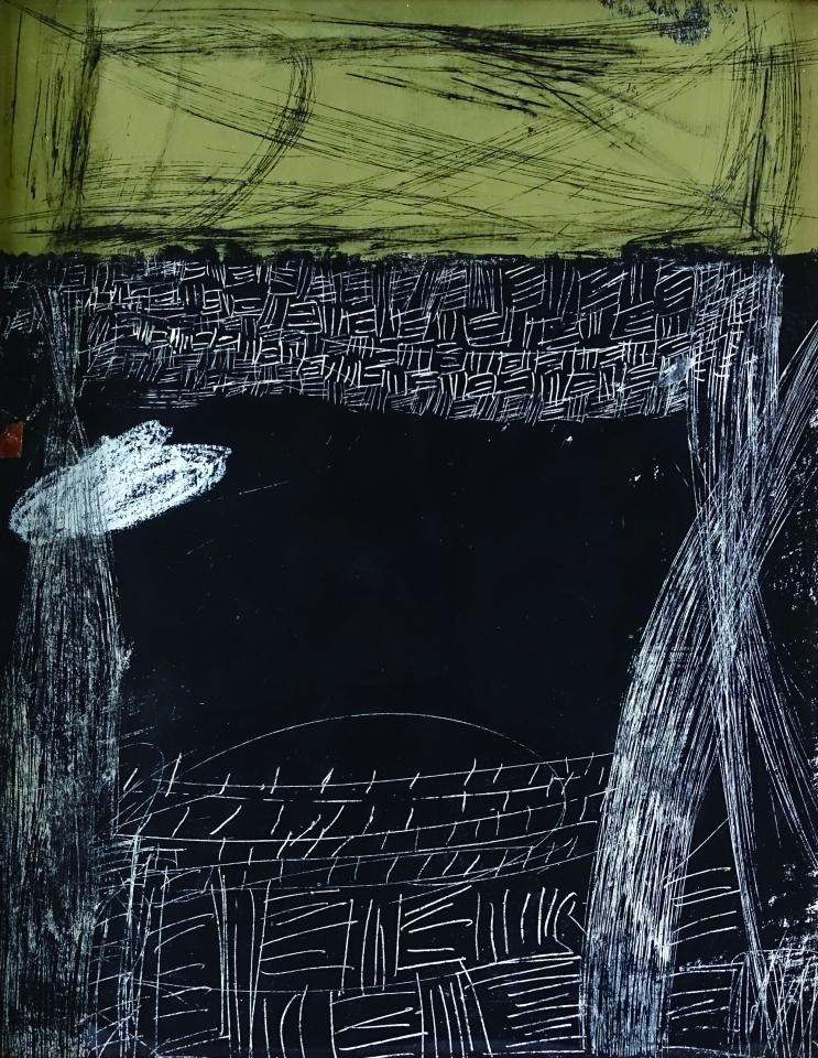 第22回アートムーブコンクール 芦屋画廊賞受賞作品 「サーカス」