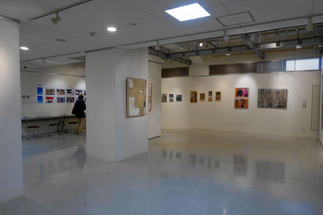 アートムーブコンクールでは受賞者のその後を受賞者展等でフォローしています。