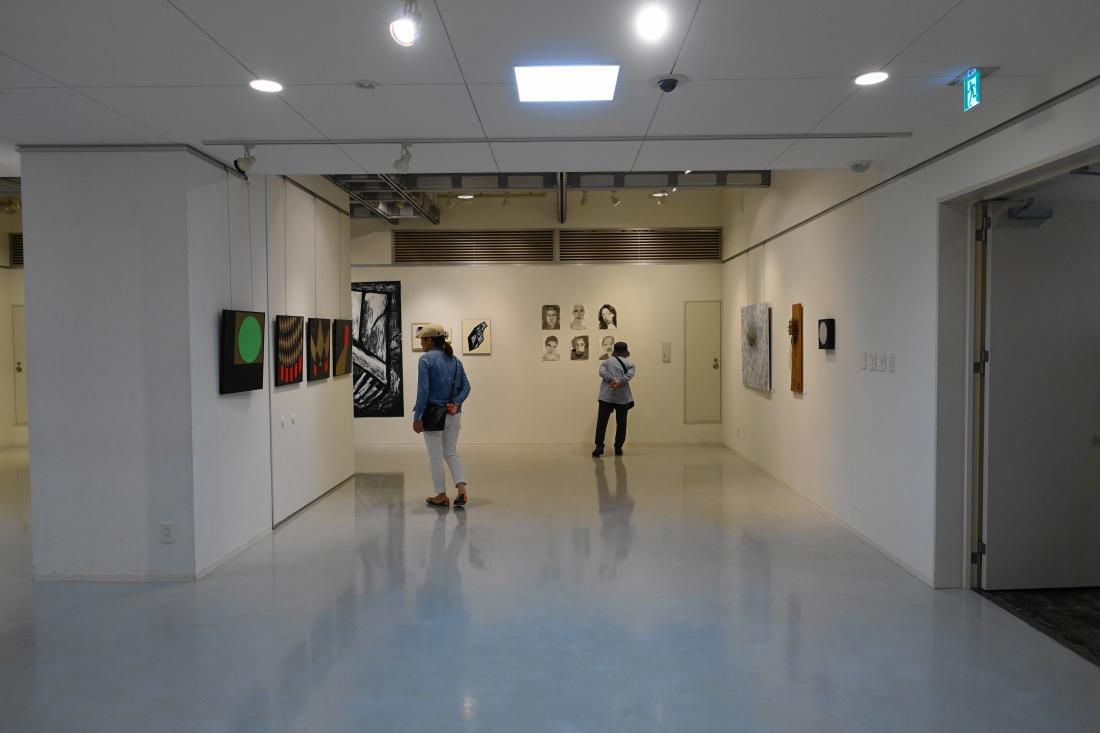 来年の第24回アートムーブコンクール展の時も、ここで受賞者選抜展を予定しています。どうぞお楽しみに!