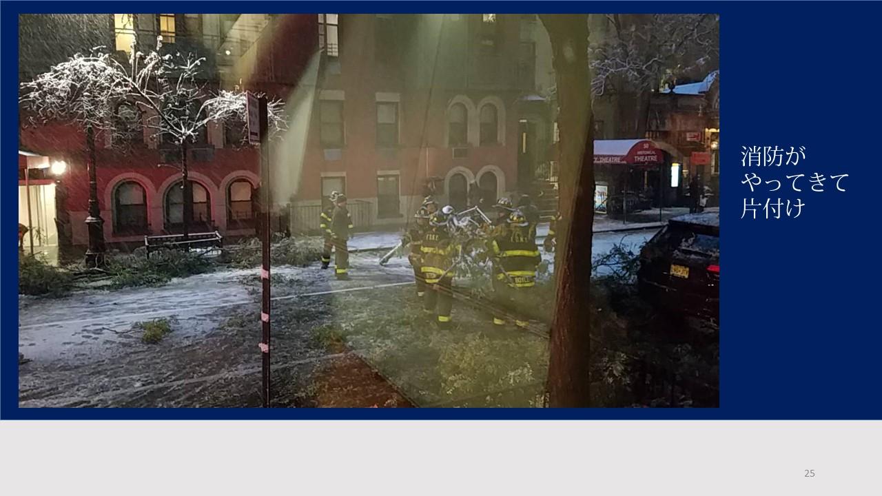 消防の様子は事務局のページに動画を掲載予定。